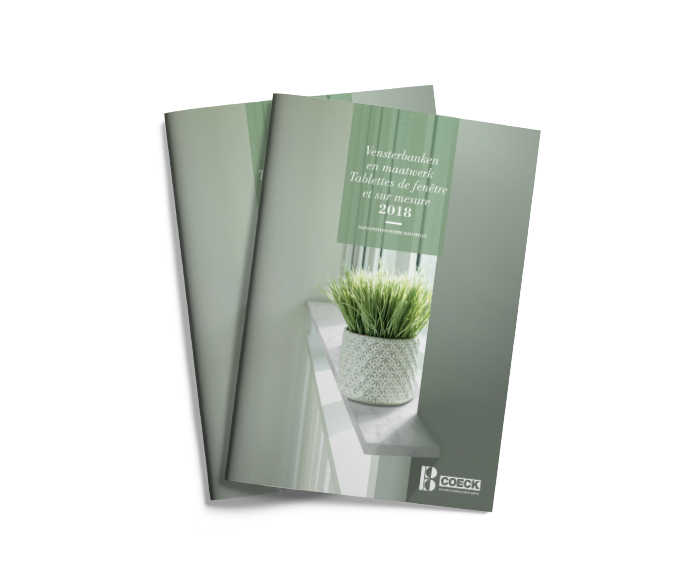download brochure vensterbanken en maatwerk Coeck